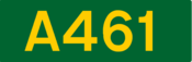 A461 road shield