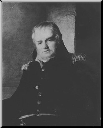 Superintendent of the United States Military Academy - Jonathan Williams (1801–03), (1805–12)