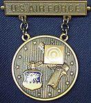 USAF Bronze EIC Pistol Badge.jpg