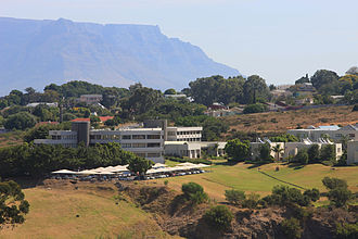 University of Stellenbosch Business School - USB campus