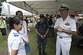 USNS Mercy conducts Community Health Engagement in Fiji during Pacific Partnership 2015 150609-N-UQ938-036.jpg