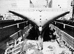 USS Bennington (CVS-20) in dry dock of Long Beach NS c1969.jpg