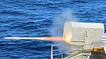 USS Carl Vinson conducts a live fire exercise. (30715776746).jpg