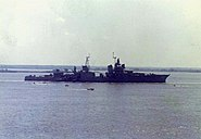 USS Chester (CA-27) 1959