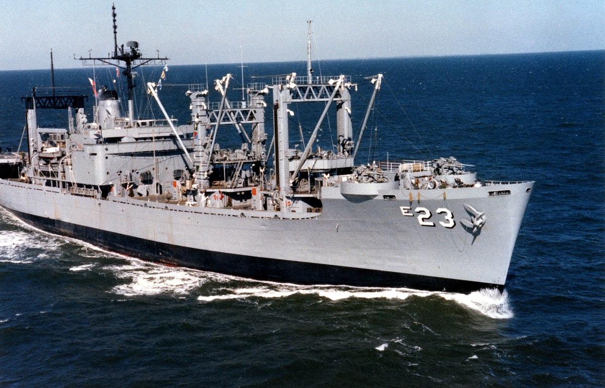 USS Nitro (AE-23) - Wikipedia