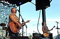 US Navy 081102-A-8772R-263 Edwin McCain and his band entertain residents of Naval Station Guantanamo Bay.jpg