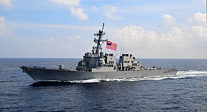 USS The Sullivans (DDG-68)