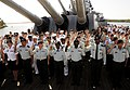 US Navy 100107-N-7498L-600 More than 100 service members reenlist during a reenlistment ceremony aboard the Battleship Missouri Memorial.jpg