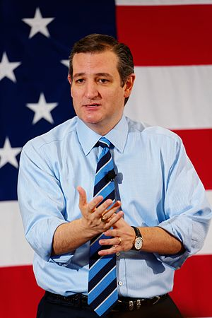 Ted Cruz - Ted Cruz speaking in Nashua, New Hampshire, on April 17, 2015