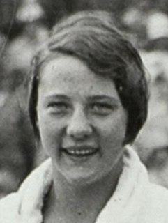 Albina Osipowich American swimmer