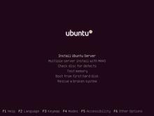 Ubuntu operating system wikipedia ubuntu serveredit reheart Images