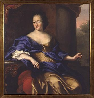 Charles XI of Sweden - Queen Ulrika Eleonora, Charles's wife