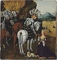 Umkreis Lucas Cranach d.A. - Kaiser Maximilian I. als heiliger Georg.jpg