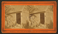 Uncle Jack and his home, from Robert N. Dennis collection of stereoscopic views 2.png