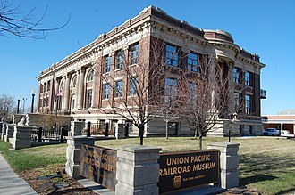 Union Pacific Railroad - The Union Pacific Railroad Museum