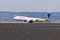 United Airlines Boeing 747-422 N127UA (16859718221).jpg
