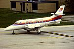 United Express J31 Jetstream N486UE at PDX (16134216931).jpg