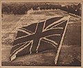 United Kingdom flag created out of a giant human formation 1919.jpg