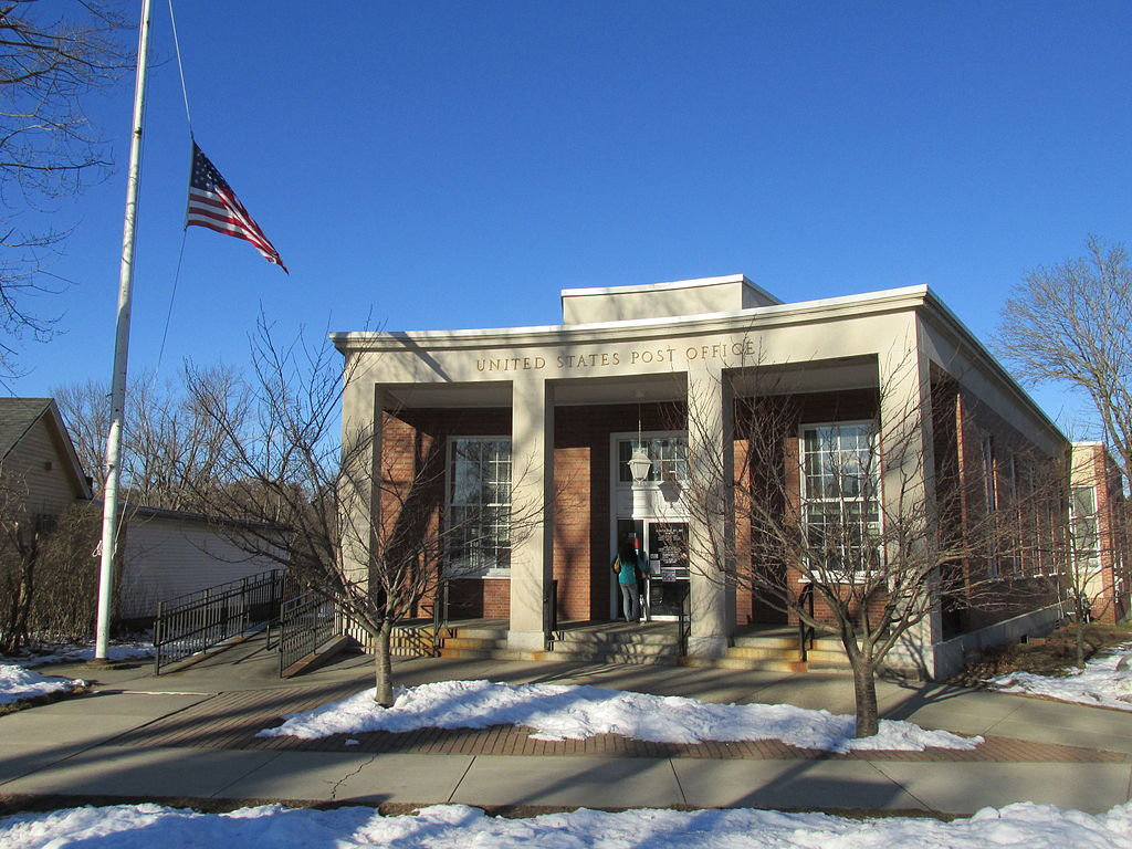 Hadley (MA) United States  City new picture : United States Post Office, South Hadley MA Wikipedia, the ...