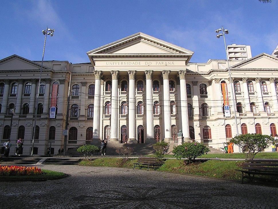 Universidade Federal do Parana 3 Curitiba Parana