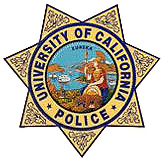 Police departments at the University of California - Image: University of California Police Department seal