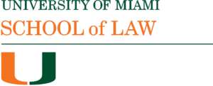 University of Miami School of Law - Image: University of Miami Law logo