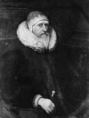 Unknown man, formerly known as Charles Howard, 1st Earl of Nottingham