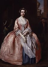 Unknown woman, formerly known as Margaret ('Peg') Woffington by Francis Hayman.jpg