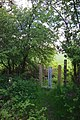 Unusual Gate - geograph.org.uk - 1845736.jpg