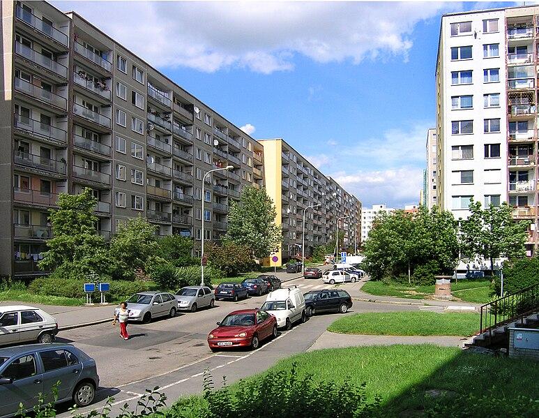 Vašátkova ulice, Praha 9