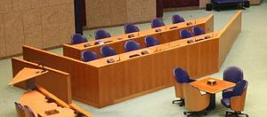La camera di un Parlamento