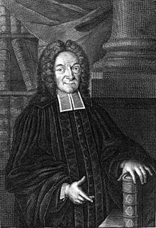 Valentin Ernst Löscher (Quelle: Wikimedia)