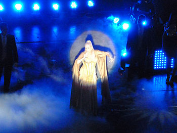 Valeria Lynch - Teatro Gran Rex - Loba 1