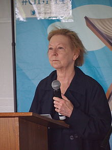 reading at the 2014 Gaithersburg Book Festival