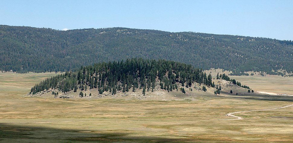 Valle Grande dome