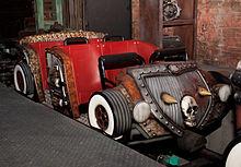 Van Helsing S Factory Wikipedia