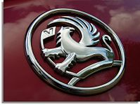 Logo Vauxhall Motors Ltd.