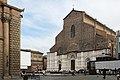 Veduta della Basilica di San Petronio da piazza Maggiore, Bologna.jpg