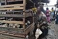 Vendeuse de poulet dans un marché de Douala.jpg