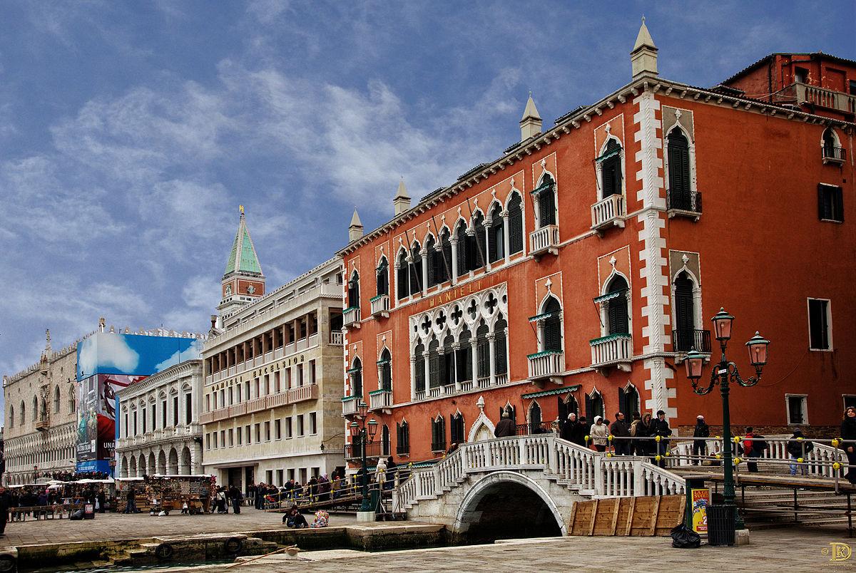 Hotel Danieli Venezia Storia