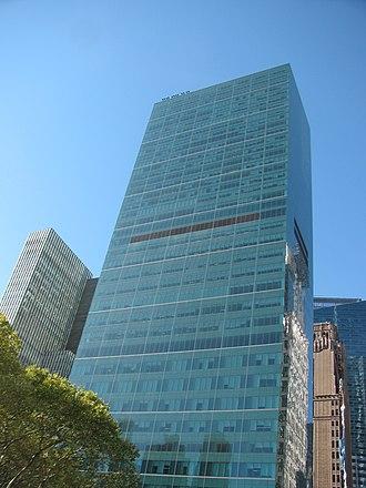Verizon Communications - Verizon's Headquarters in New York City
