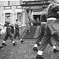 Verjaardag van Zijne Koninklijke Hoogheid Prins Bernhard defile (Aubade), Bestanddeelnr 911-3794.jpg