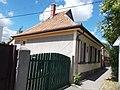 Veszprém 2016, műemlék ház, Kiskőrösi utca 31.jpg