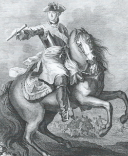 Victor-François, 2nd duc de Broglie Marshal of France