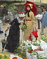 Victor Gabriel Gilbert - The Flower Market.jpg