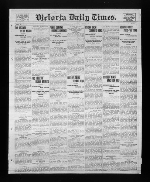 File:Victoria Daily Times (1905-10-23) (IA victoriadailytimes19051023).pdf