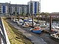 Victory Pier Gillingham Pier Marina 5157.JPG