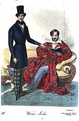 Viennese fashion, 1836-9
