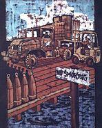 VietnamCombatArtDockoftheBaybyStephenHRandallCATVII1968