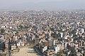 View of Kathmandu from Swayambhunath 2, Nepal.jpg